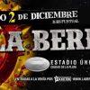 La Beriso vuelve al Estadio Único de La Plata