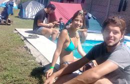 El camping EL MUNDO DEL ROCK mas cerca del Cosquin Rock en Santa Maria de Punilla